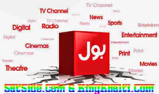 bol news frequency tp transponder paksat 2015