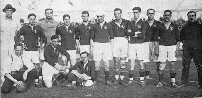 España, 1920, Amberes