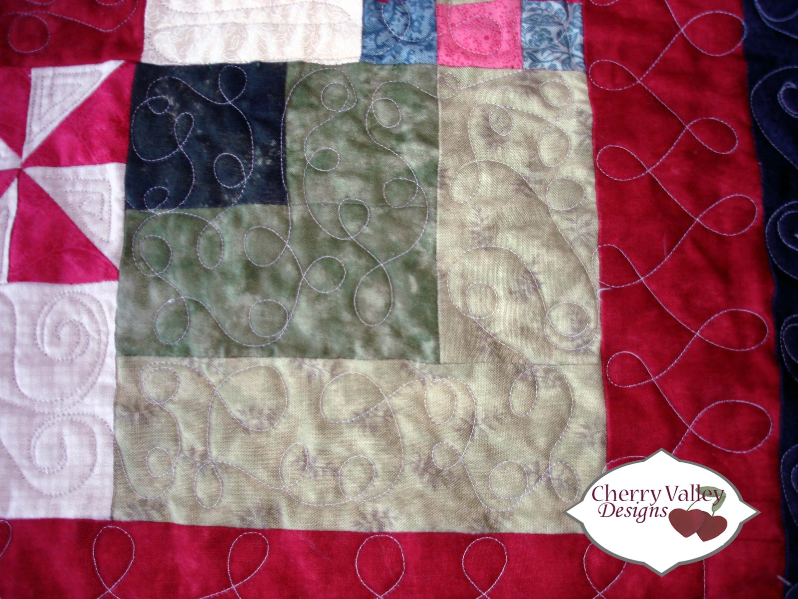 Longarm+Cherry+Valley+Designs
