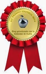 MANZANA DE PLATA III PREMIOS EDUTECA