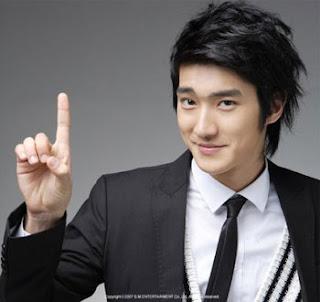 Siwon Super Junior Si Ganteng Yang Mempesona