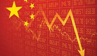 Caída del mercado de valores de China atemoriza a inversores