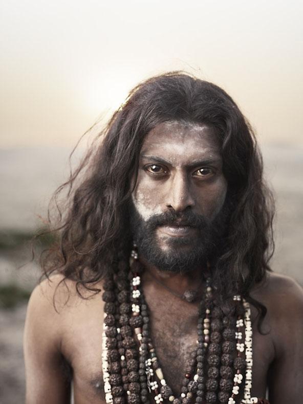 Hombres santos de la India Joey L