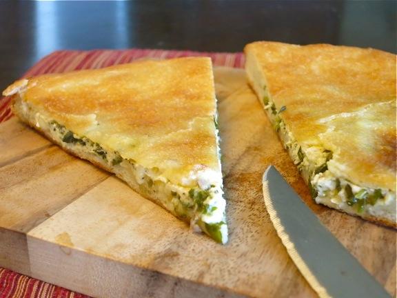 Осетинские пироги с сыром рецепт с фото