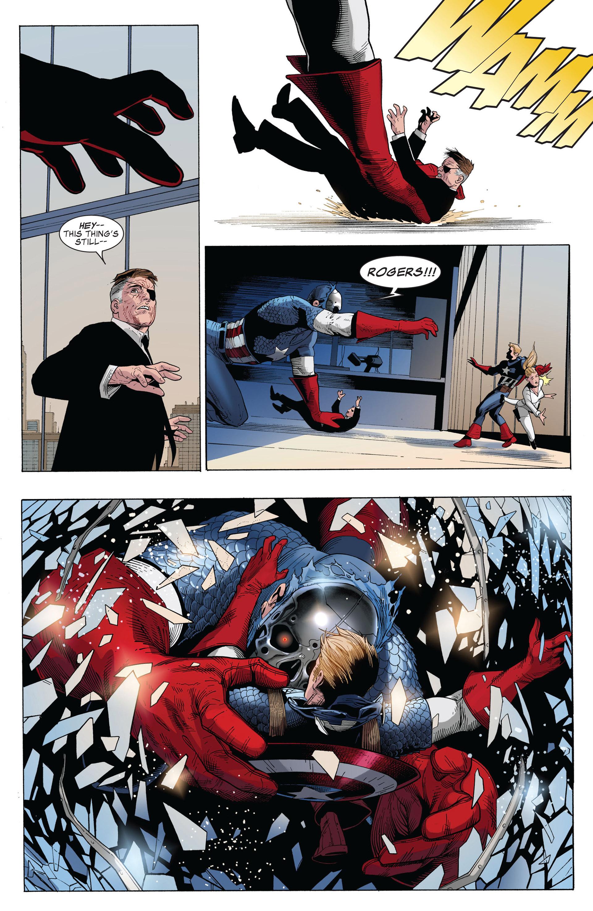 Captain America (2011) Issue #3 #3 - English 19