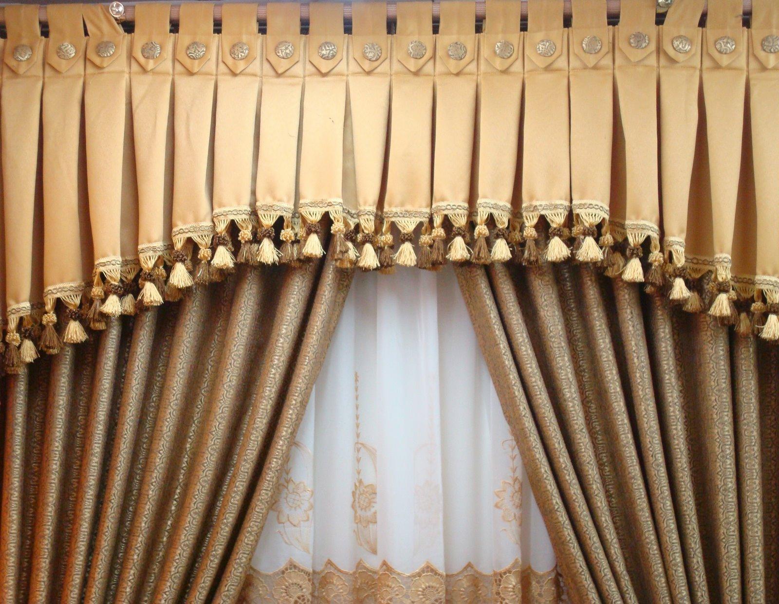 Bali Curtain