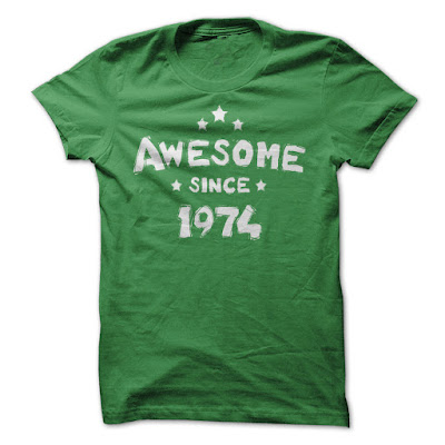 Awesome Since 1974