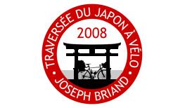 Traversée du Japon 2008