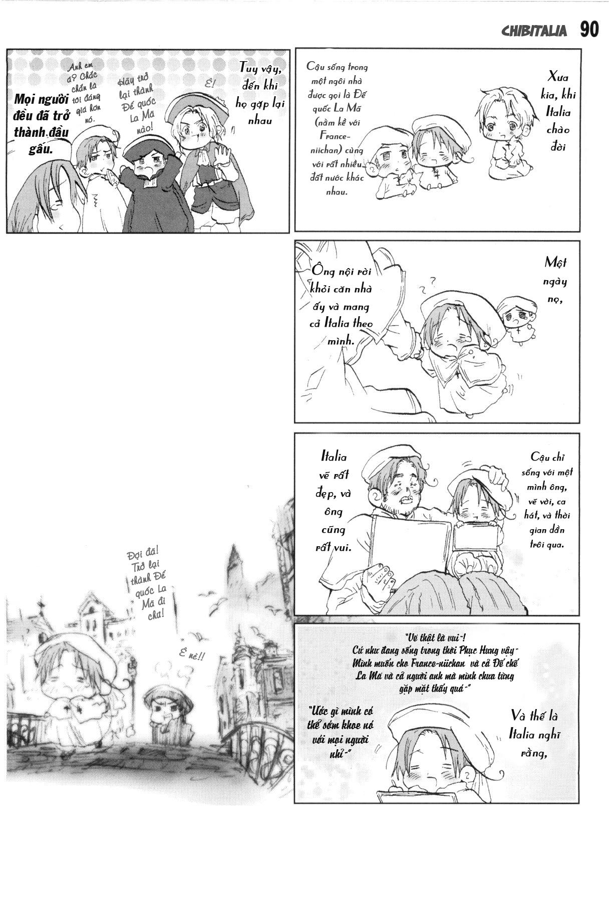 Axis Powers Hetalia chap 1 - Trang 3