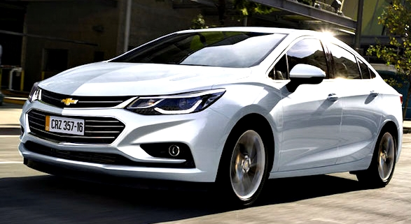 Chevrolet cruze 2017 autom viles y motocicletas