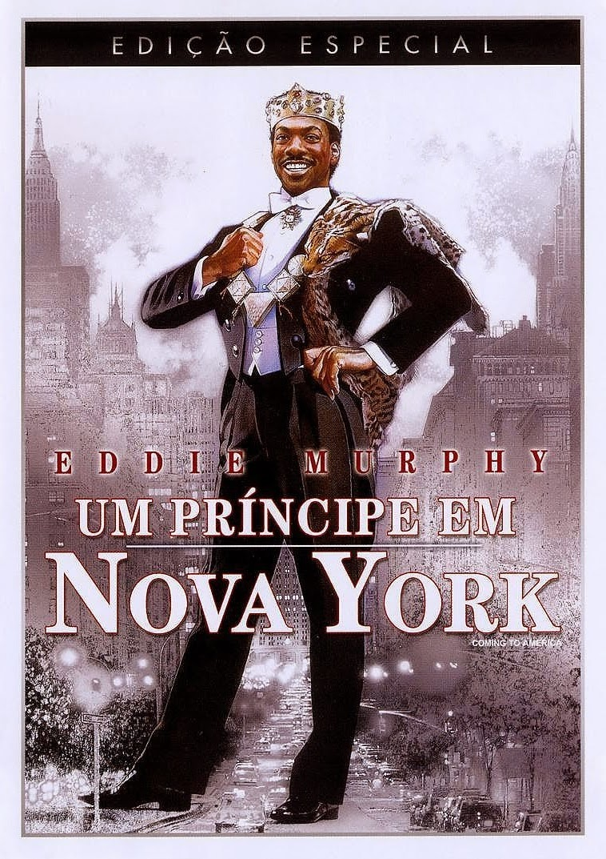 Um Príncipe em Nova York – Dublado (1988)