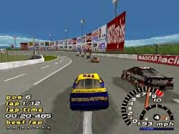 game ps1 gratis Nascar Racing