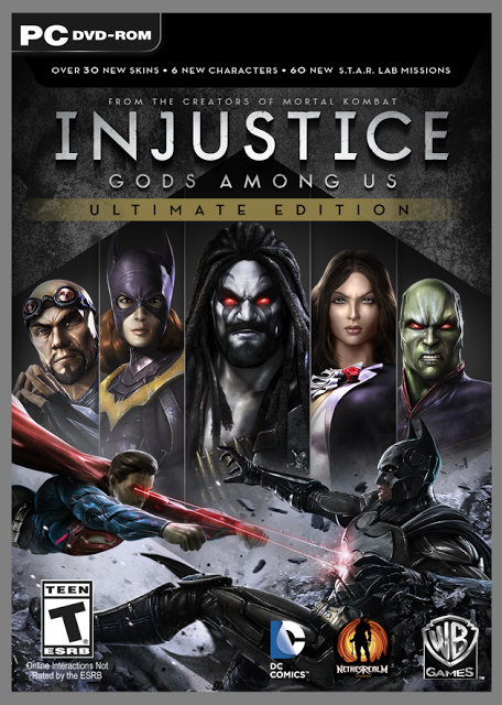 Download Injustice Gods Among Us Ultimate Edition