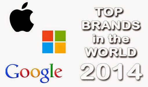 The U.S. popular magazine listed all the most valuable brands span the globe and a wide range of industries.