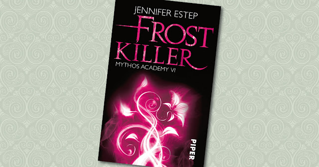 Frostkiller Jennifer Estep Piper Cover