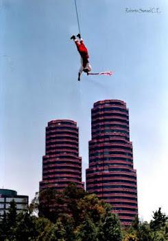 Volando en la Ciudad