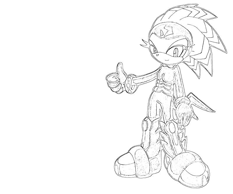 printable-shade-the-echidna-art-coloring-pages