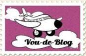 vou de blog!