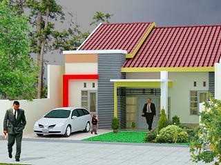 simple design a minimalist house desain rumah home