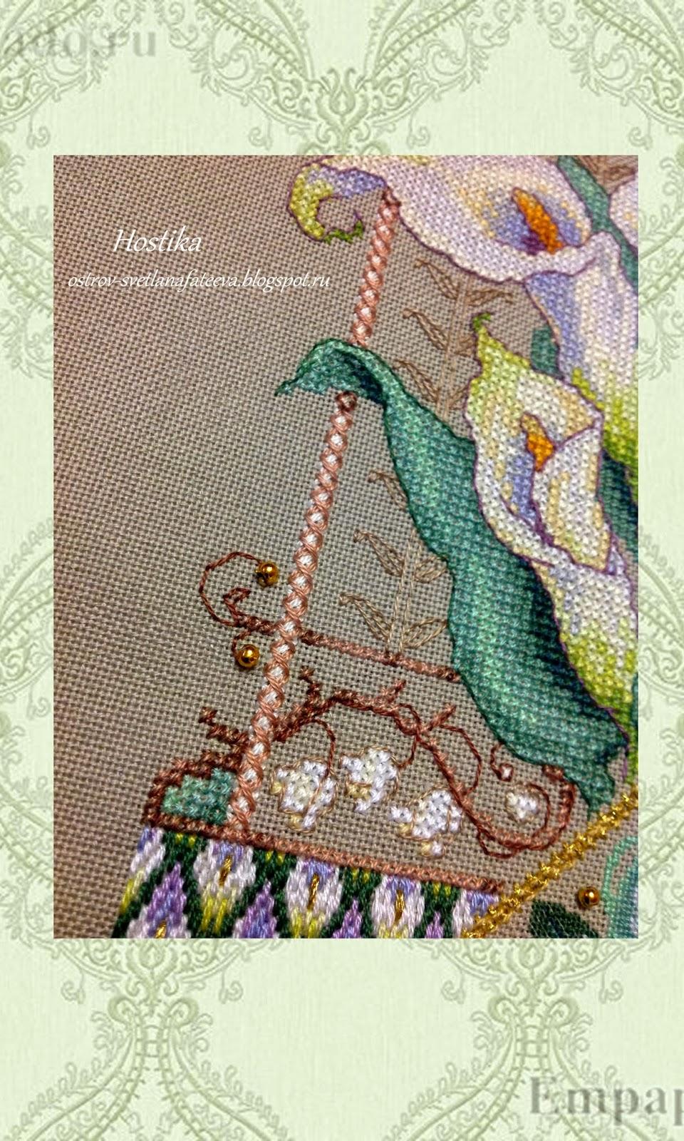 схема вышивки крестом дольче вита