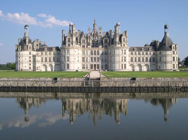 Castelo de Chambord;