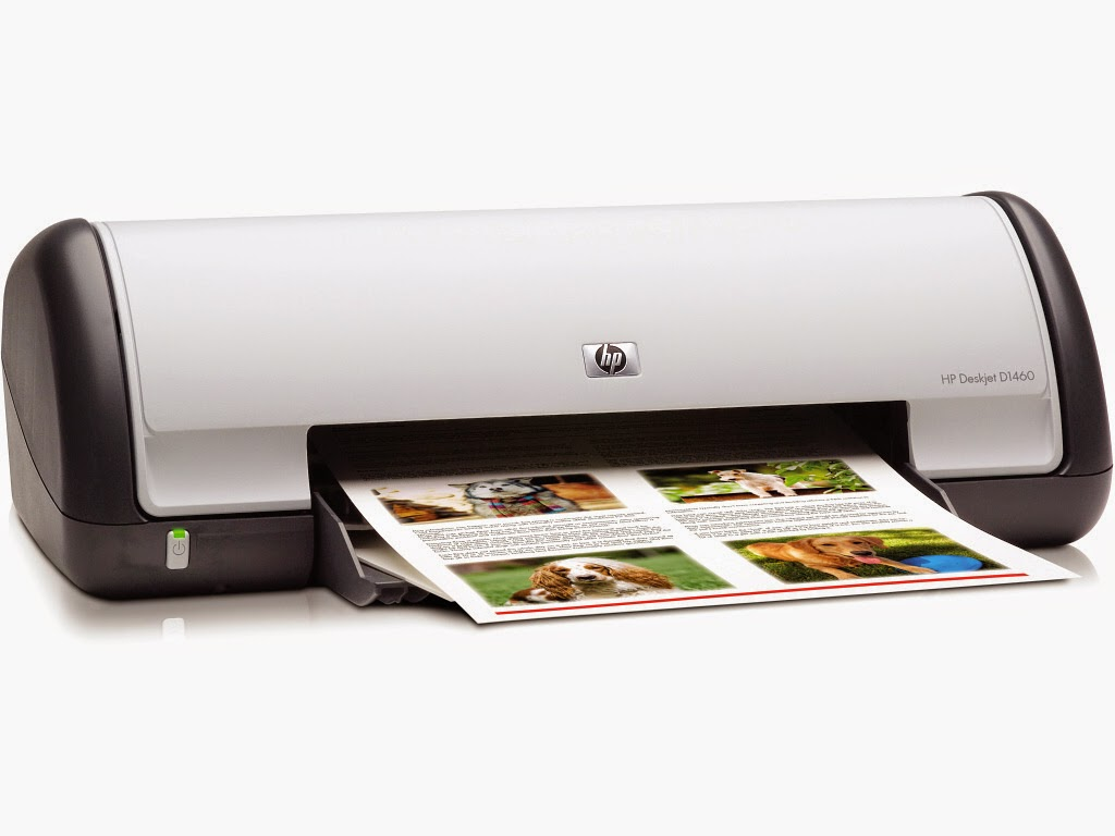 Download Driver Máy in HP D1560 Deskjet Printer