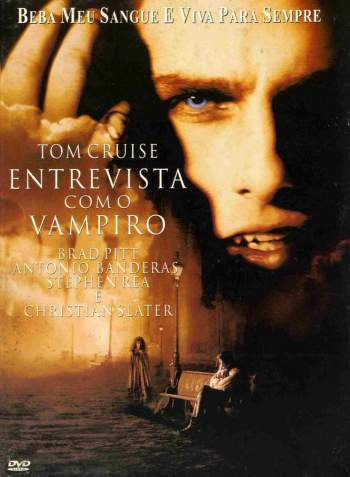 Entrevista Com o Vampiro 1994 Torrent – BluRay 720p/1080p Dual Áudio