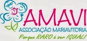 AMAVI - Associação Maria Vitória - Porque raro é ser igual
