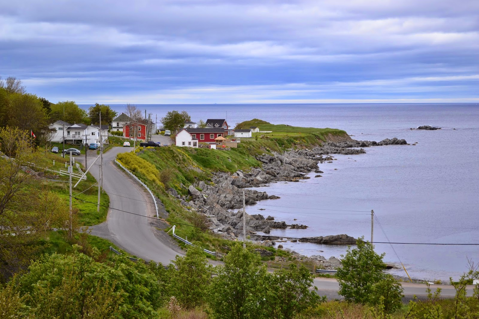 What Country Is Directly South Of Prince Edward Island