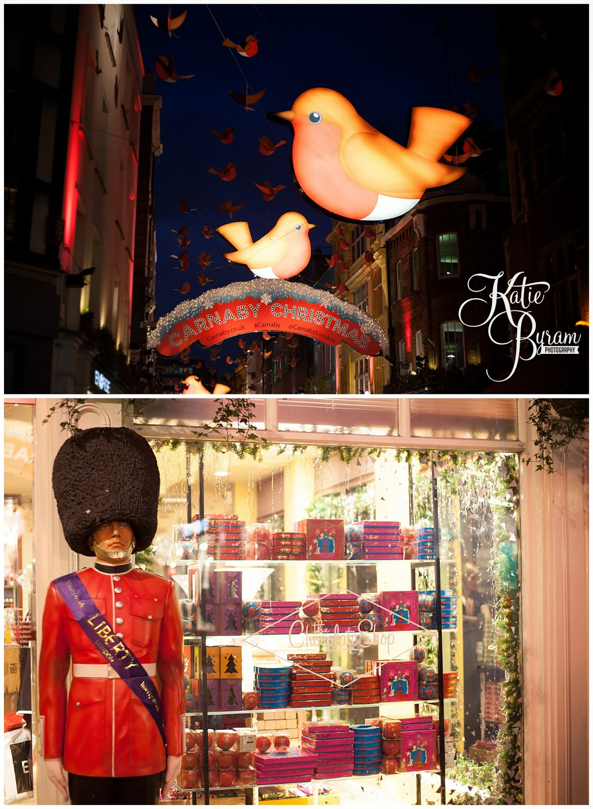 carnaby street, liberty of london, london photographer, quirky wedding photography london, harry potter land, harry potter studio tour, katie byram photography, making of harry potter, warner brothers studio, winter wonderland, london engagement shoot, pre-wedding shoot london,
