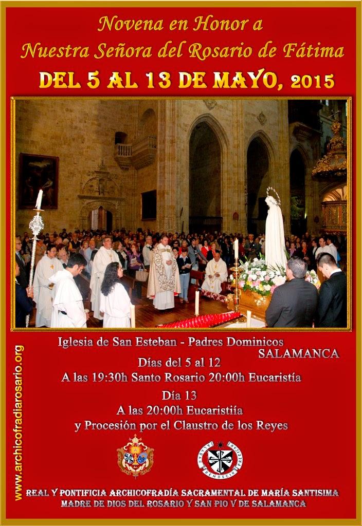 Novena Rosario de Fatima