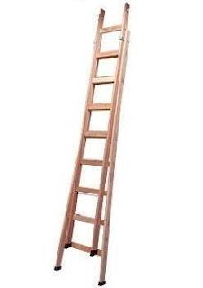 Escadas de madeira e seus preços