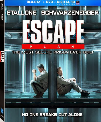 Escape Plan 2013 Dual Audio Hindi 2.0 English 5.1 BRRip 720p 1GB