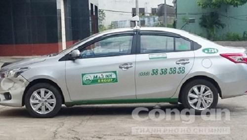 Gia Lai: Bị chặn đường hành hung, hành khách tự lái xe taxi bỏ trốn