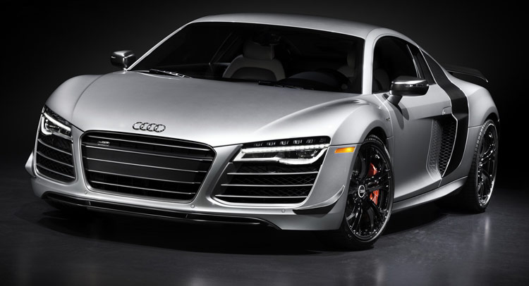 New R8 Competition is Audis Fastest Production Car