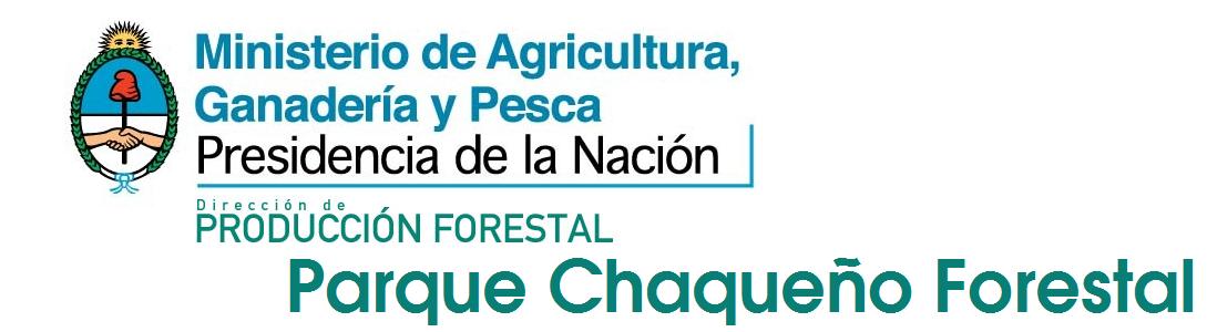 Parque Chaqueño Forestal