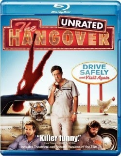The Hangover (2009) UNRATED BluRay 720p 650MB