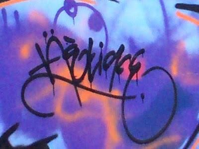 graffiti AETYK