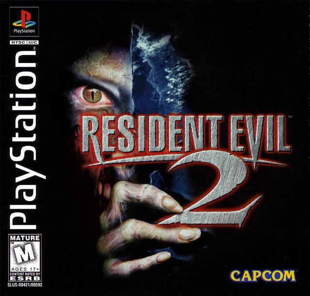 Download Game PS1 : Resident Evil 2