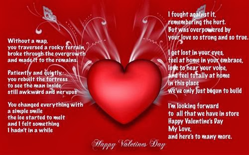 Funny Valentine's Day 2014 Sayings For Husband