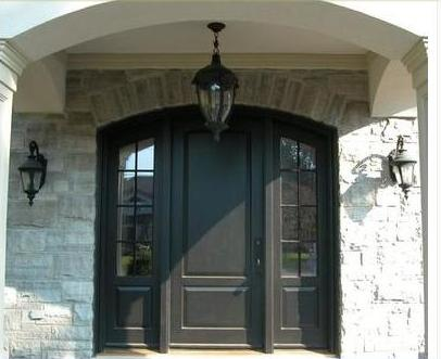 Fotos y dise os de puertas puertas forja - Puertas forja exterior ...