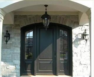 Fotos y dise os de puertas puertas forja - Puertas de hierro forjado para exteriores ...