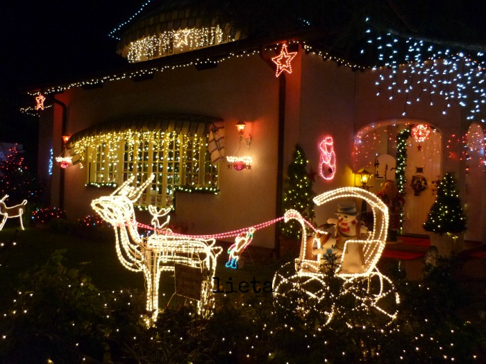 Casa Di Babbo Natale Candela.Lieta Cima La Casa Di Babbo Natale