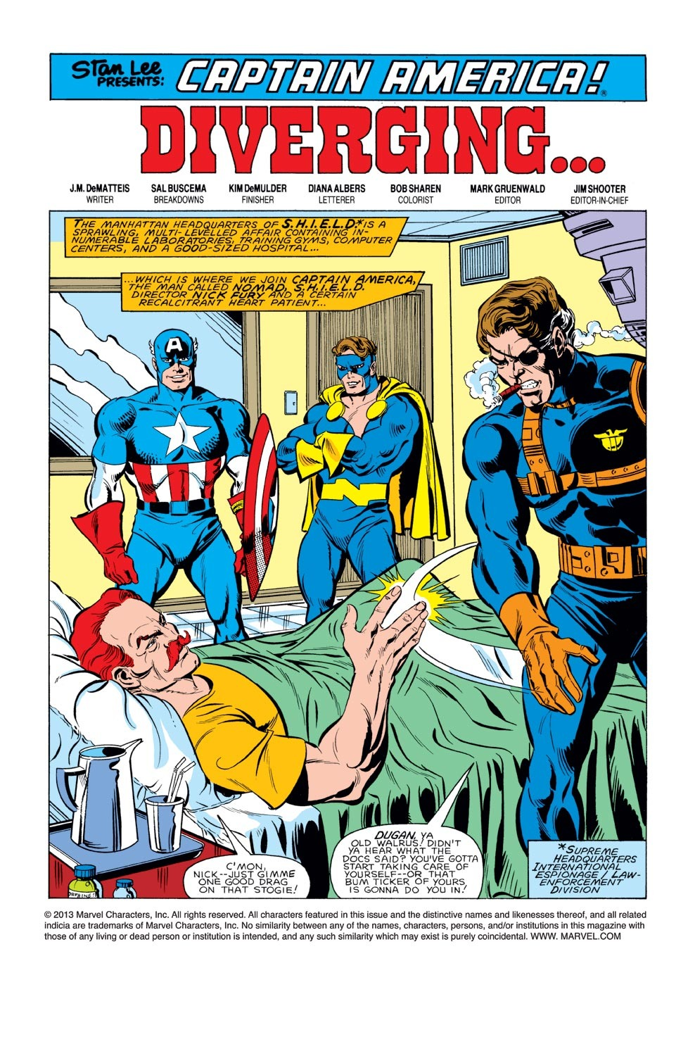 Captain America (1968) Issue #284 #200 - English 2