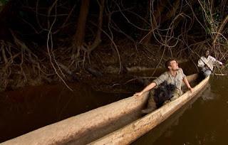 Pat Spain Canoe