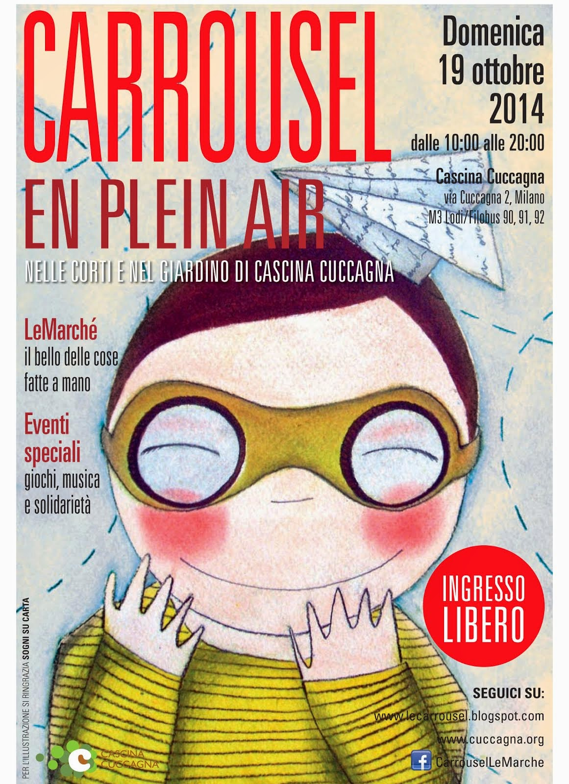 Carrousel domanica 19 Ottobre 2014