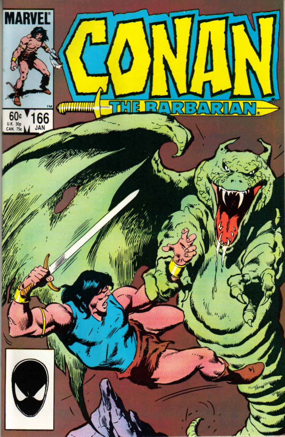 Conan the Barbarian (1970) Issue #166 #178 - English 1