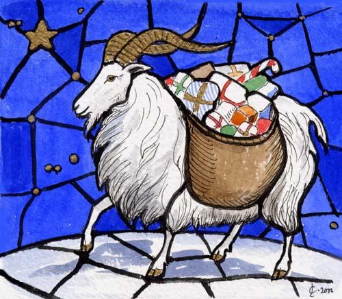 vánoční kozel