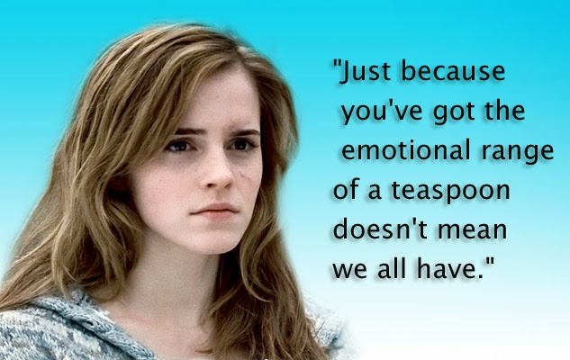 Hermione quotes