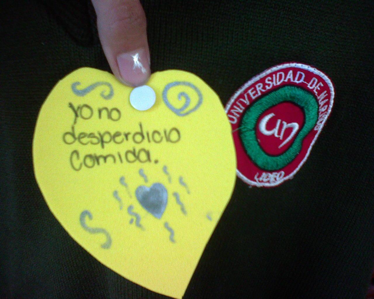 Desperdicio de comida 2012 for Proyecto restaurante escolar